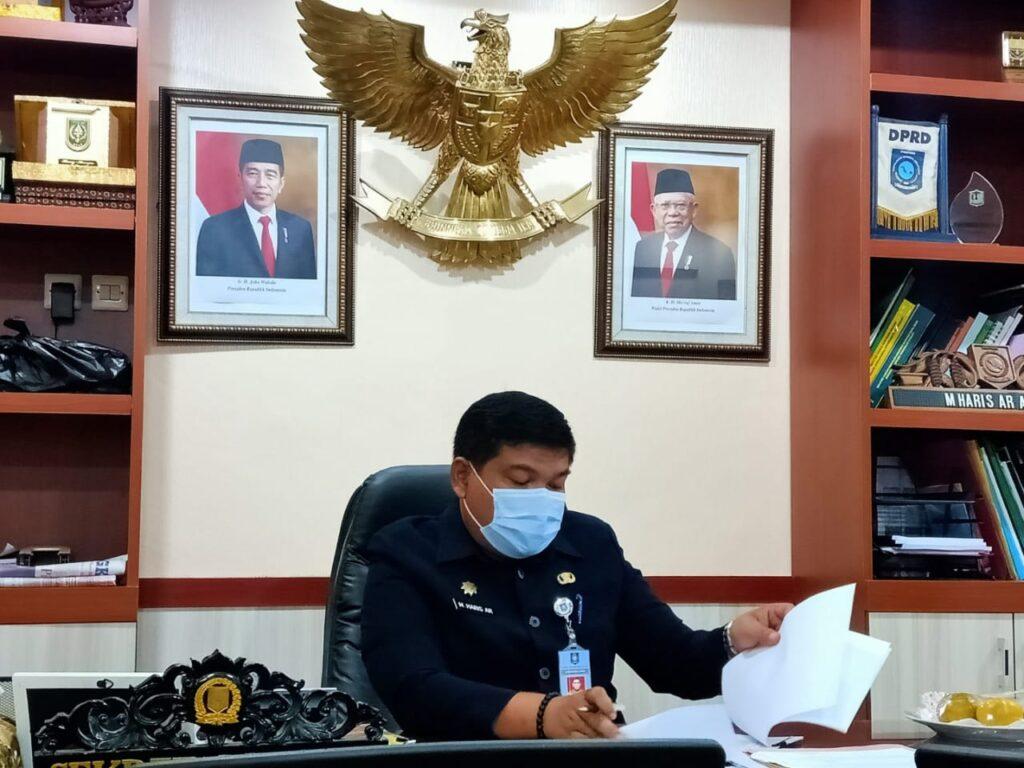 Sekretaris DPRD Babel, M. Haris