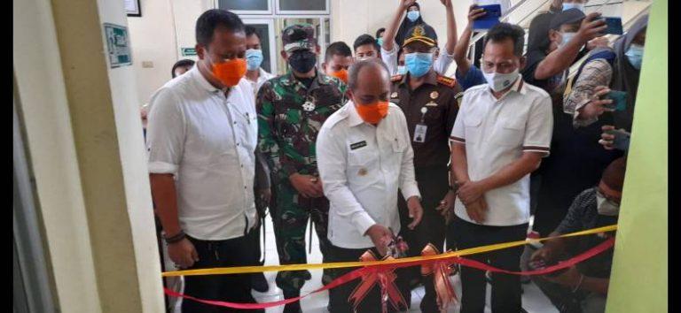 Walikota Pangkalpinang resmikan Laboratorium Biomokuler