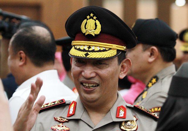 Calon Kapolri Komjen Pol Listyo Sigit Prabowo